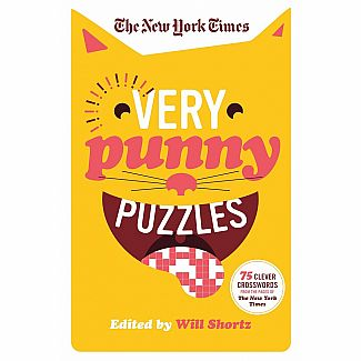 Very Punny NYT Crossword Puzzles - Will Shortz