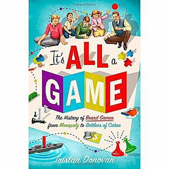 It's All A Game - Hardcover