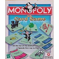 Monopoly: The Card Game