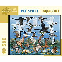 Pat Scott - Taking Off