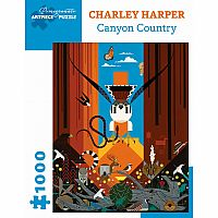 Charley Harper - Canyon Country