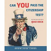 Can You Pass The Citizenship Test?