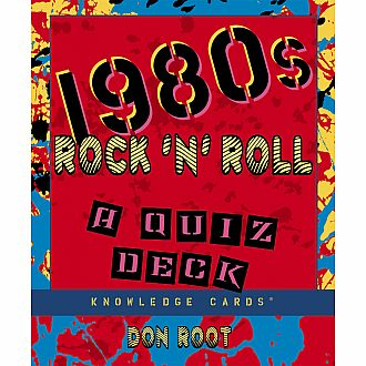 1980s Rock 'n' Roll:  A Quiz D