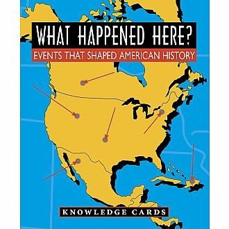 What Happened Here American History Vol 2: Knowledge Cards