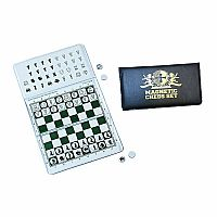 Chess Set - Magnetic Checkbook