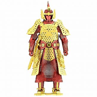 Metal Earth: Chinese (Ming) Armor