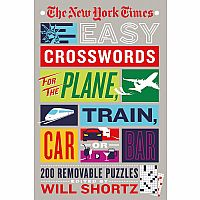 NYT Easy Crosswords for the Plane, Train, Car, or Boat