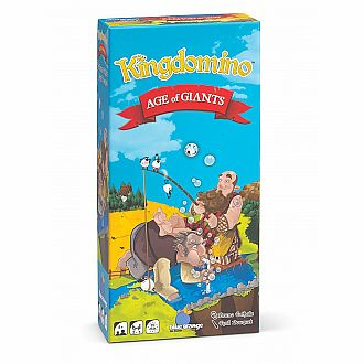 Kingdomino Age Of Giants Exp