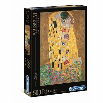 Klimt Il Bacio/The Kiss (500 pcs)