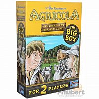Agricola: All Creatures Great & Small (The Big Box)