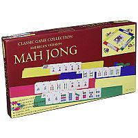 Mah Jongg American Travel