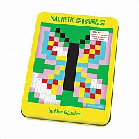 Magnetic Pixels: In The Garden