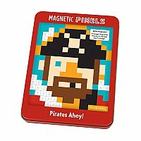 Magnetic Pixels: Pirates Ahoy