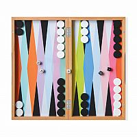 Backgammon: Colorplay Set