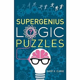 Supergenius Logic Puzzles