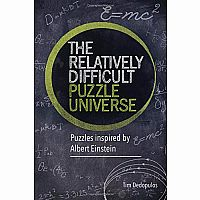 Relatively Difficult Puzzle Universe