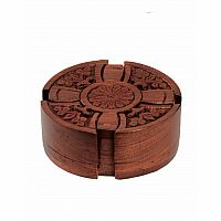 Cross Puzzle Box