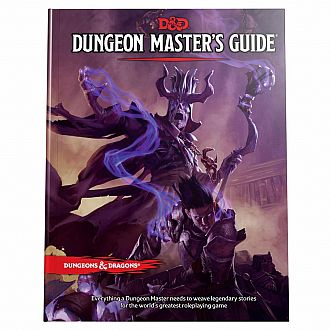 Dungeons & Dragons 5th Ed: Dungeon Masters Guide