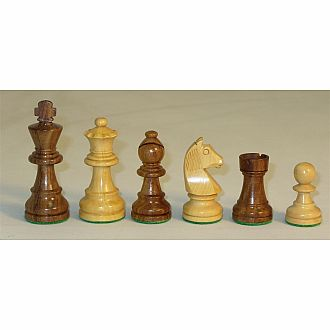 "Chessmen: 2.5"" German Knight"