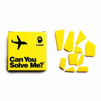 Can You Solve Me? Airplane 3