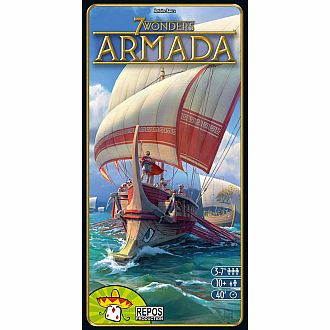 7 Wonders: Armada Expansion