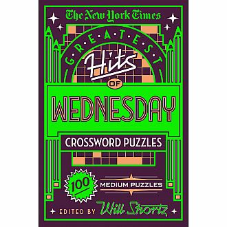 NYT Greatest Hits of Wednesday Crossword Puzzles