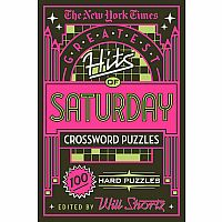 The New York Times Greatest Hits of Saturday Crossword Puzzles