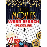 At The Movies: Word Search Puzzles