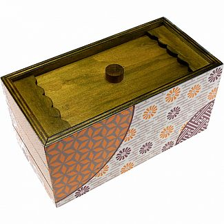 Spring Time Puzzle Box