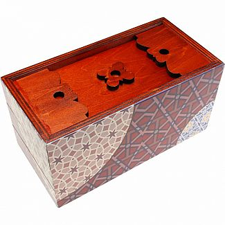 Winter Time Puzzle Box