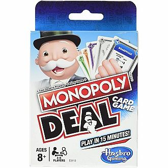 Monopoly Deal: 2017 Edition