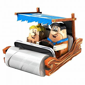 Metal Earth: Flintstones Car