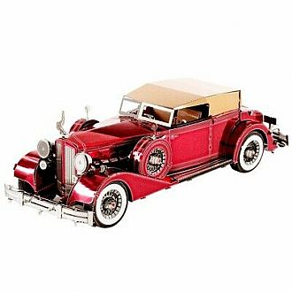 Metal Earth: 1934 Packard Twel