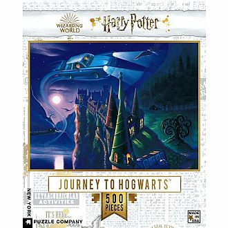 Journey to Hogwarts - Harry Potter Puzzle