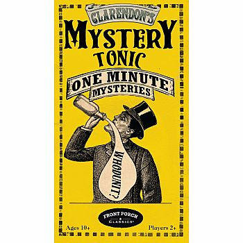 Mystery Tonic-30 Second Mysteries