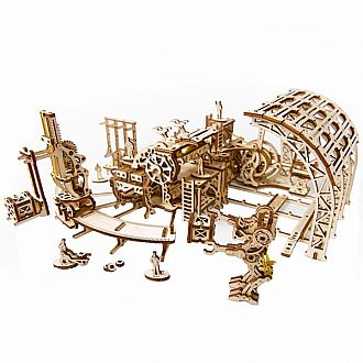 UGears 3D: Mechanical Town Ser