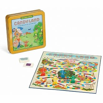 Nostalgia Tin-Candy Land