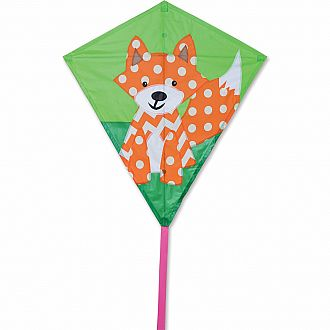 "Diamond 30""  Finn the Fox Kite"