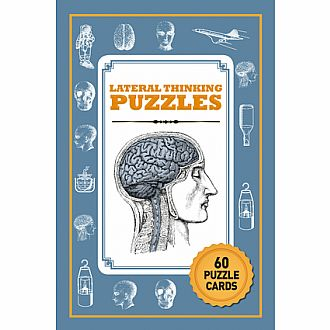 Puzzle Cards: Lateral Thinking