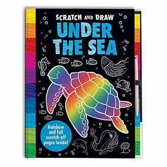 Scratch and Draw :Under the Sea
