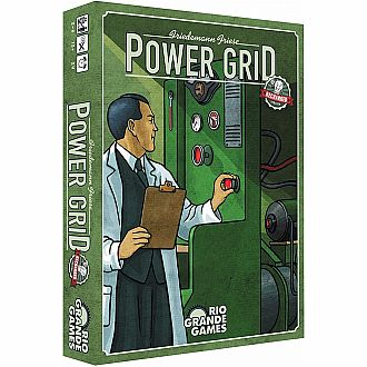Power Grid - Recharged Version