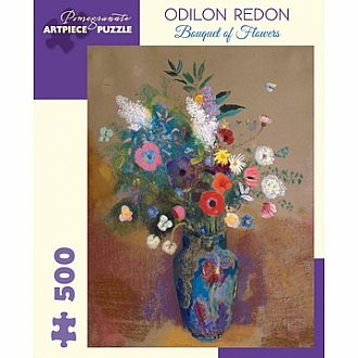 Redon: Bouquet of Flowers