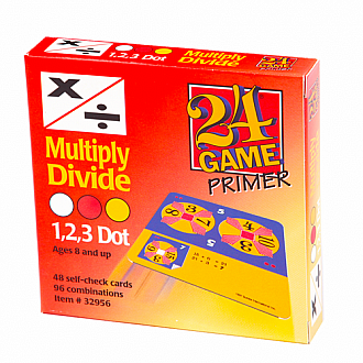 24 Game - Multiply/Divide Primer