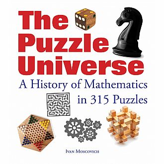 The Puzzle Universe Softcover