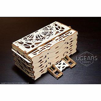UGears 3D: Card Holder