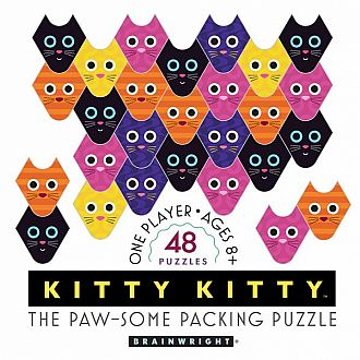 Kitty Kitty Packing Puzzle