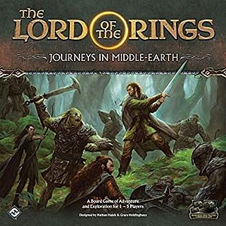 Lord of the Rings: Journeys in