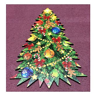 Festive Fir (Wentworth - 30pc)