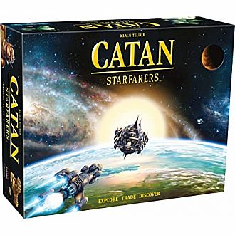 Catan Starfarers Edition