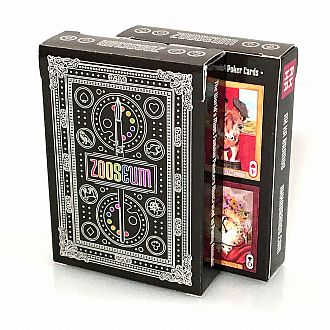 Zooseum  Playing Cards